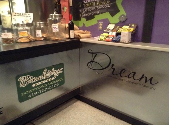 Breadstyx Bistro : Great quotes