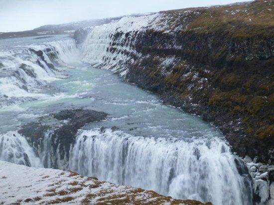 Pink Iceland Day Tours: Gullfoss