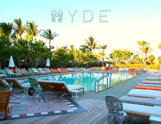 World Crawl Miami Hyde Beach