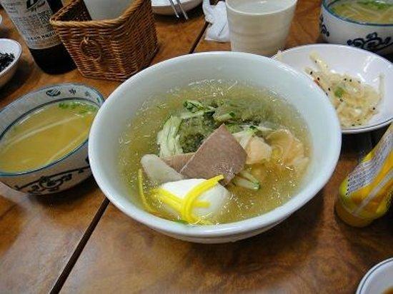 Jeonju Jungang Hoegwan: 冷麺