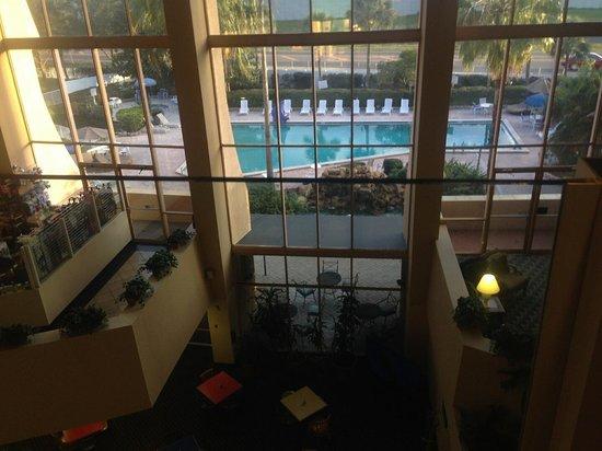 Ramada Orlando Downtown: more lobby...