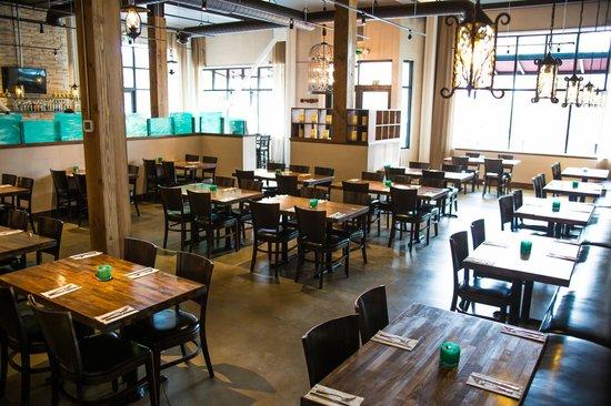 Las Brisas Mexican Restaurant: Main dinning room