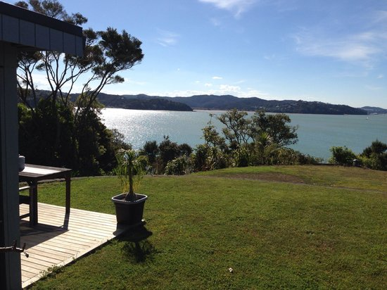 The Clendon: With over towards Paihia