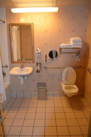 Holiday Inn San Francisco Fishermans Wharf : Bathroom