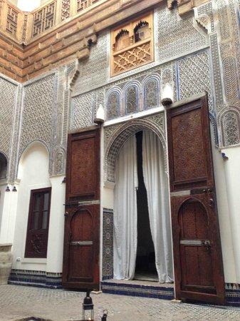 Hotel & Spa Riad Dar Bensouda: door