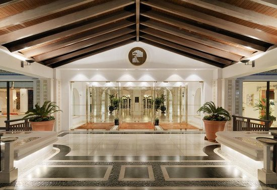 Sheraton Algarve Hotel: Lobby