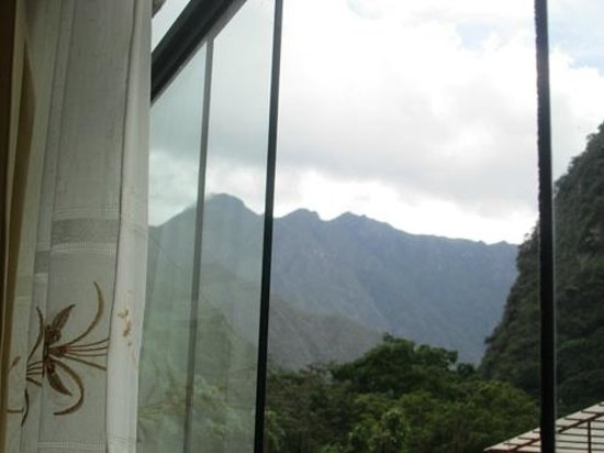 Encanto Hotel: Vista del Paisaje desde la Habitacion