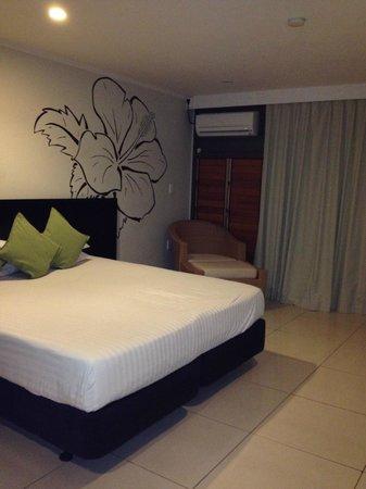 Tanoa Tusitala Hotel: Standard double room