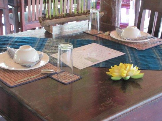 Kamu Lodge : Esperando el almuerzo