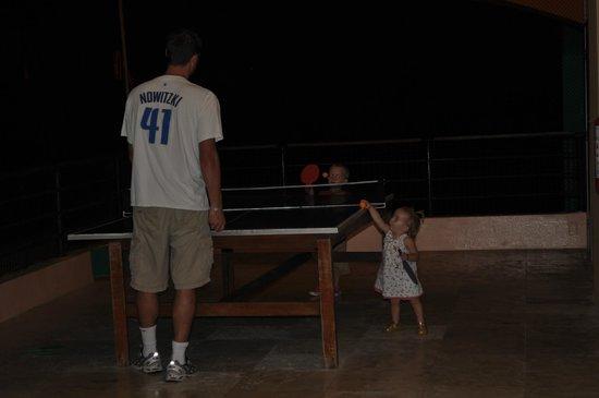 Club Med Cancun Yucatan: Ping Pong