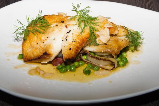 Tasty pan fried John Dory - Picture of Emerson's Cafe & Restaurant ...