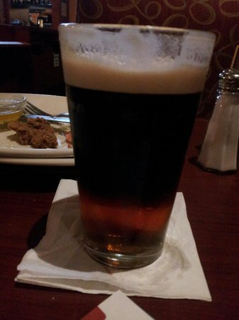 Black Angus Steakhouse - Milpitas : Black and Tan