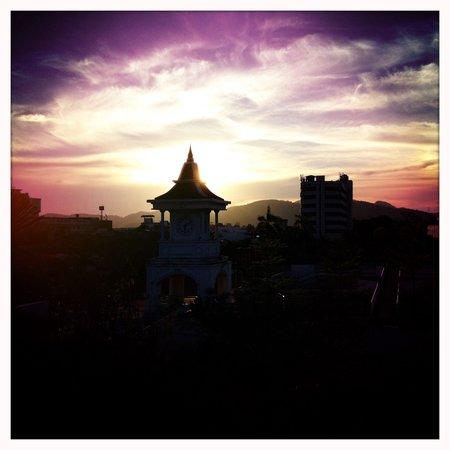 Baan Suwantawe : View from our verandah