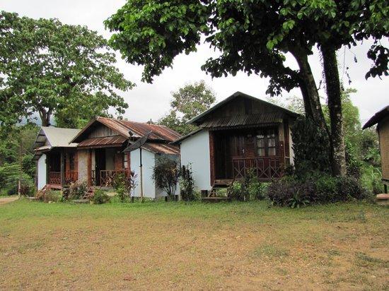 Keosimoon Guesthouse: Los Bungalos