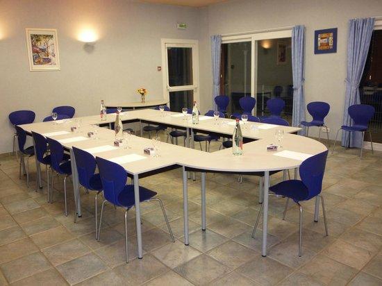 L'Auberge d'Occitanie : Salle de Séminaire