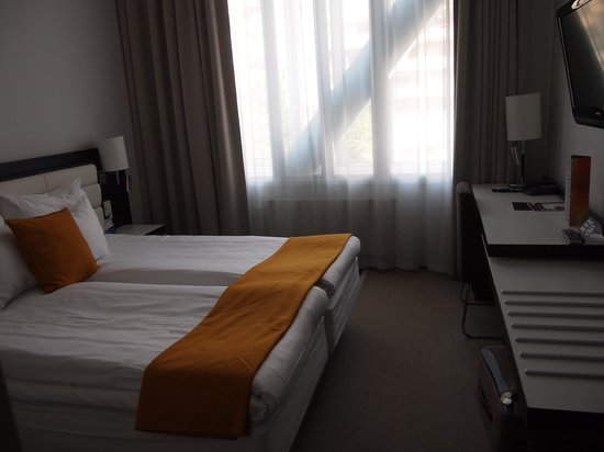 Clarion Hotel Stockholm: 客室