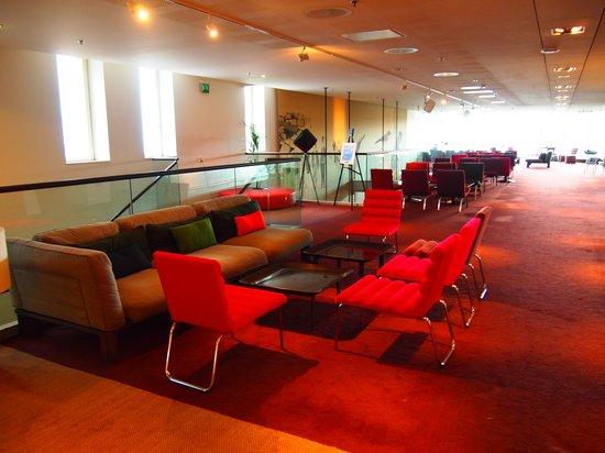 Clarion Hotel Stockholm: フリースペース