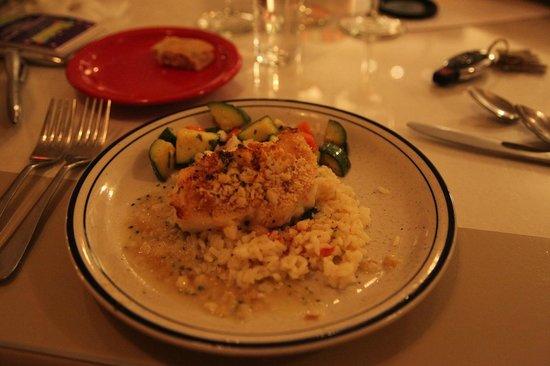 Backstreet Simply Delicious: Chilean Sea Bass