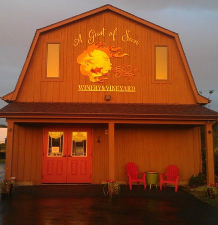 A Gust of Sun Winery & Vineyard