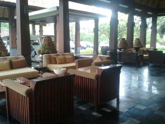 Rama Candidasa Resort & Spa: Reception