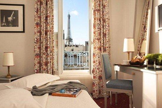 Hotel Jardins d'Eiffel: Privilege Vue