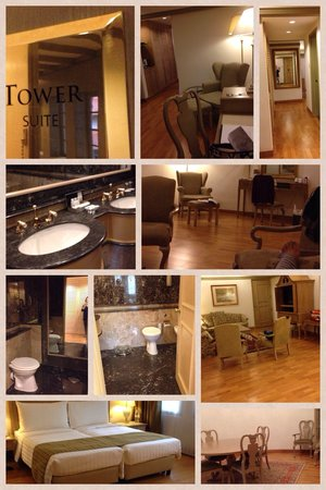 Goodwood Park Hotel: タワースイート