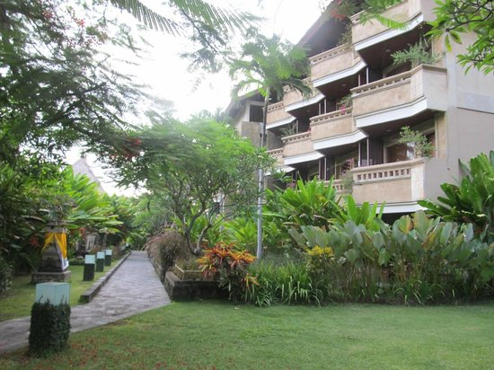 Rama Candidasa Resort & Spa: View of the Rooms