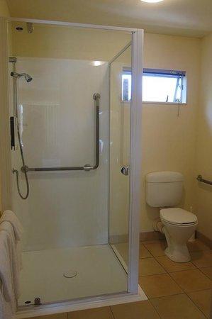 توسكانا موتور لودج: Bathroom