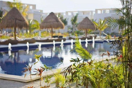 Beloved Playa Mujeres: Pool View