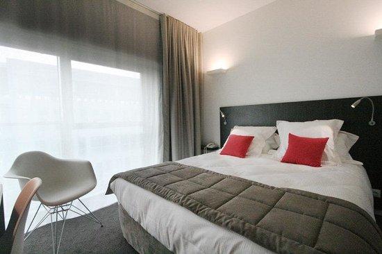 키리아드 낭트 웨스트 셍 어블랑 호텔