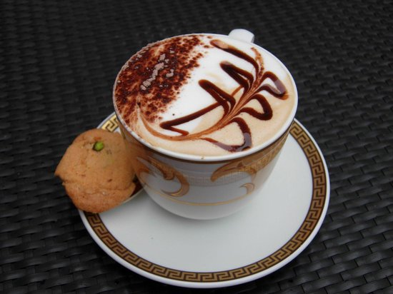 Palazzo Versace: The very best cappuccino !!!