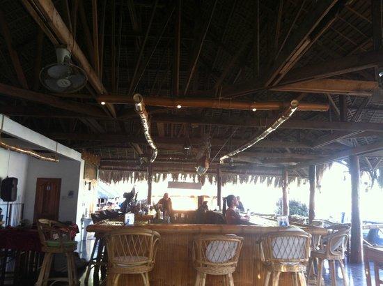 La Fiesta Bar & Grill: Bar und Lokal