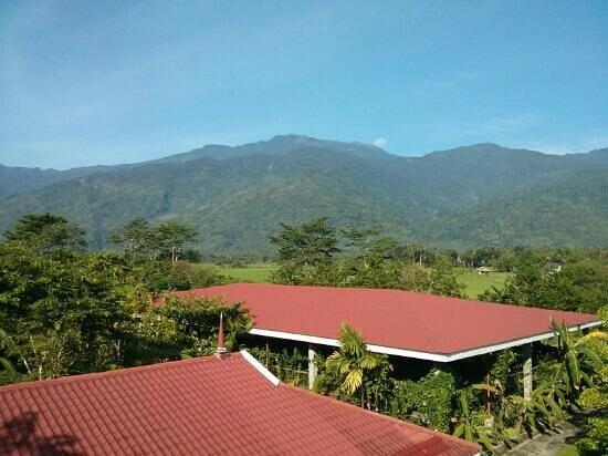 Dolce Vita di Jo Resort : view from the conference centre balcony