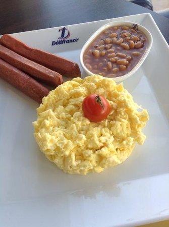 Delifrance: English Breakfast?!