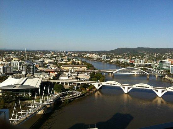 Meriton Suites Herschel Street, Brisbane: Good Morning Brisbane