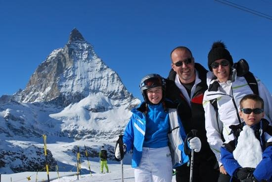 European Snowsport Zermatt Ski School: such a great experience with European Snowsport.