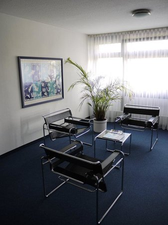Comfort Hotel Atlantic München Süd: Lobby