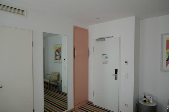 Mercure Hotel Art Leipzig: Zimmer