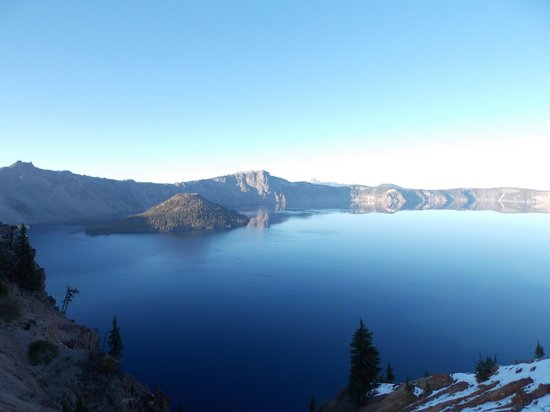 Jo's Motel and Campground: Crater Lake