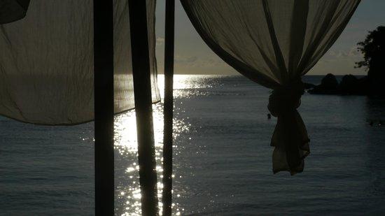 Koh Tao Cabana: Lit de plage