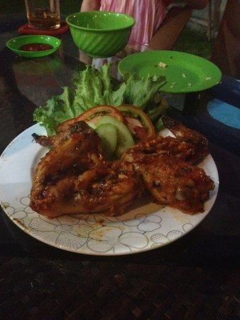 Bo Ke, Be - De 99 : Chicken plate