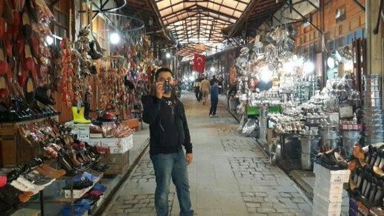 Gaziantep, Türkiye: Usta ellerde hayat bulan çarşı