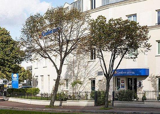 Comfort Hotel Paris Est Saint Maur : exterior