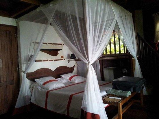 Princesse Bora Lodge & Spa: Trés bonne literie