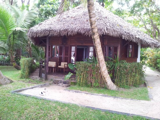 Princesse Bora Lodge & Spa: bungalow