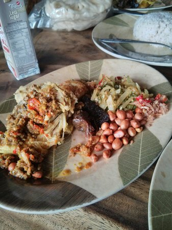 warung nyoman candi dasa if you a spicy food lover you must come