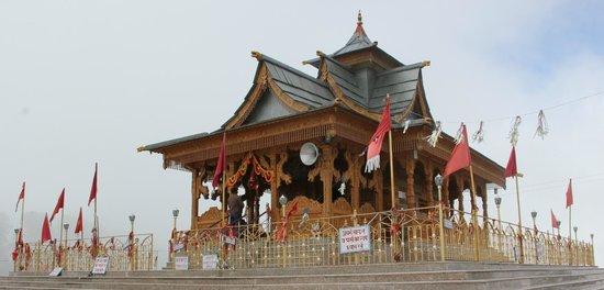Narkanda, India: HATU MATA TEMPLE