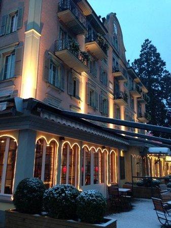 Hotel Interlaken: hotel exterior