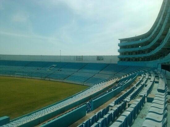 Ciudad Madero, Mexiko: estadio tamaulipas