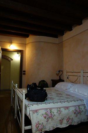 Osteria del Borgo: room